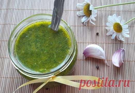 Dill sauce will change any dish! | Tasty recipes