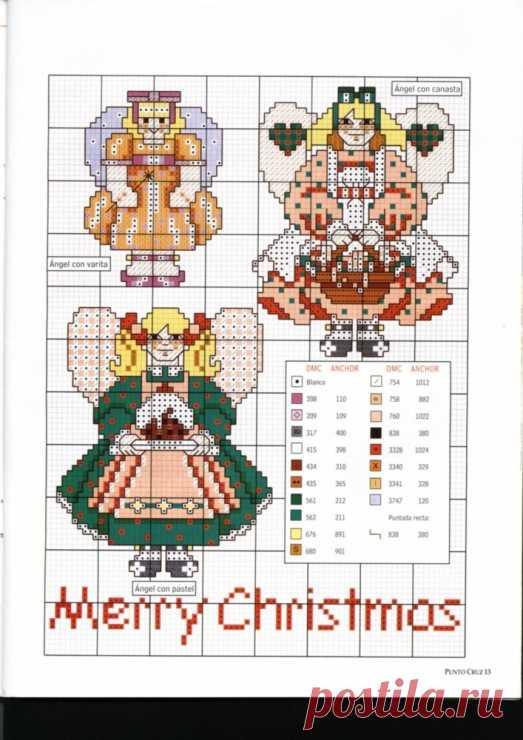 (10) Gallery.ru / Фото #7 - Navidad - Knitting444
