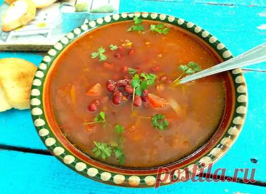 Сытный обед;) Суп чорба — Вкусные рецепты