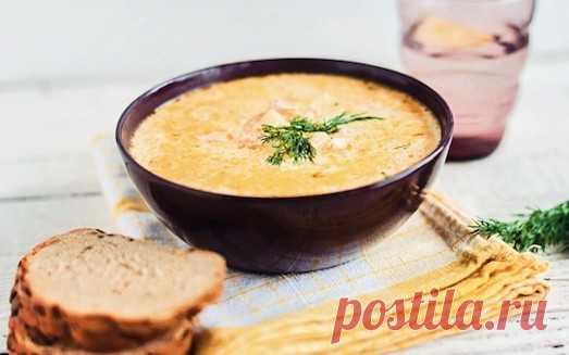 Норвежский суп – отличное блюдо, которое подарит гастрономическое удовольствие! — Вкусные рецепты