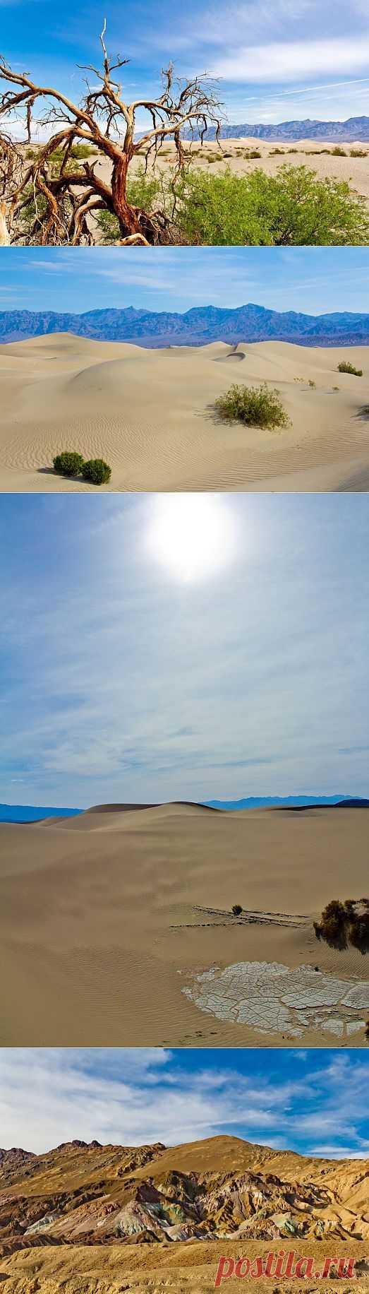 путешествия и прочее - Долина Смерти
