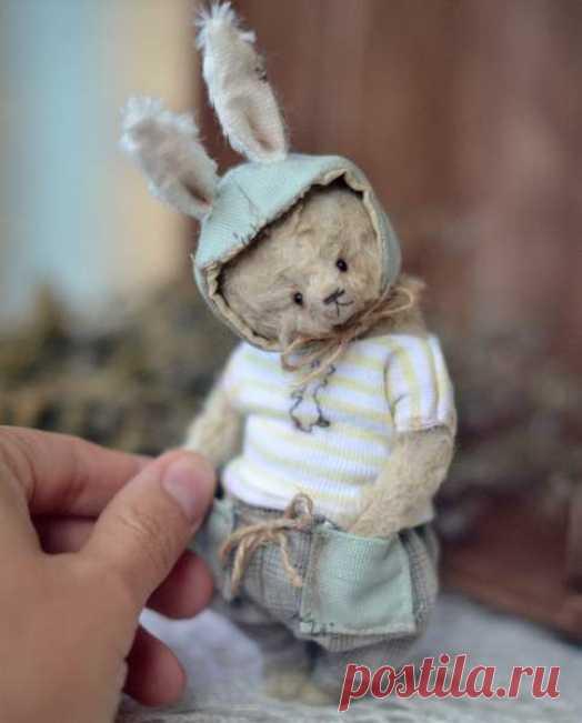 Милые игрушки    Автор: Оля Исаенкова