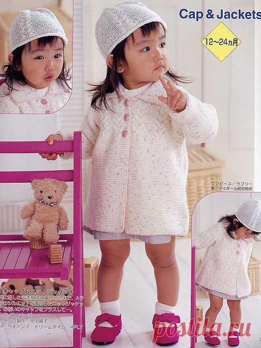 Подборка: Вязание для деток спицами.