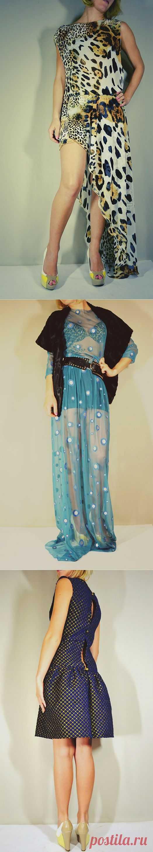 Мои образы. Мои платья / Своими руками / Модный сайт о стильной переделке одежды и интерьера