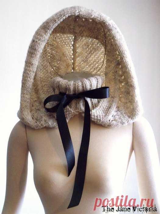 Капюшон с горлом (как связать?) Модная одежда и дизайн интерьера своими руками