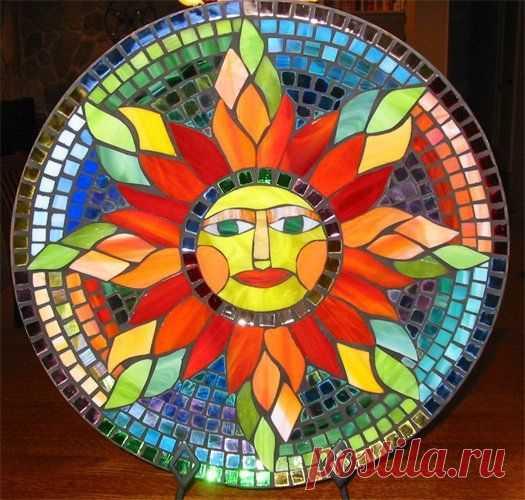 Sun Mosaic Art (Page 6) - Line.17QQ.com
