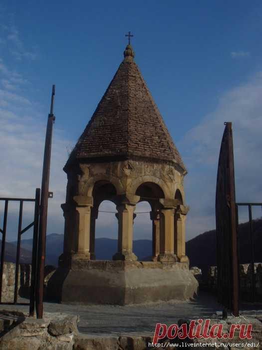 Многовековое духовно-культурное наследие Грузии