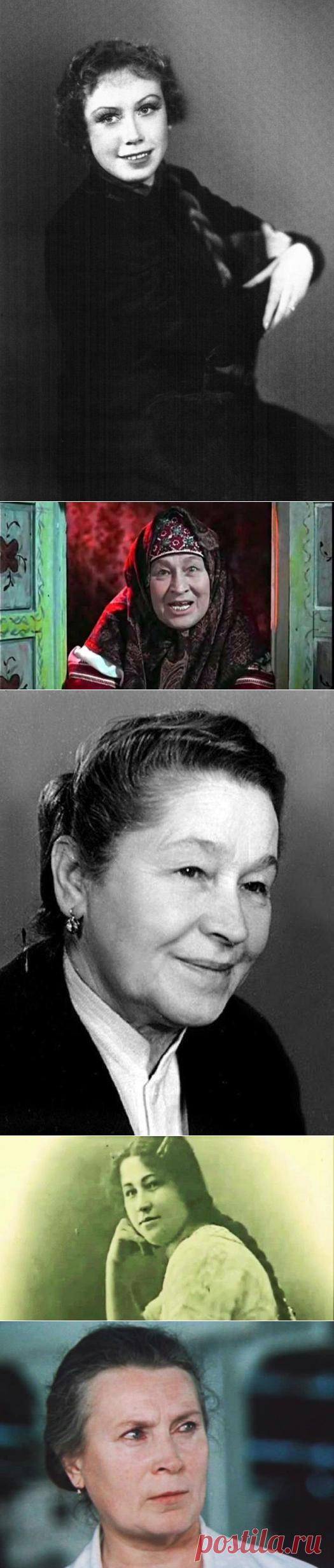 Какими были бабушки советского кино в молодости? / Назад в СССР / Back in USSR