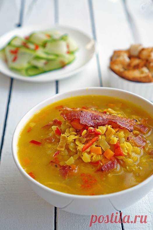 Чечевичный суп Джейми Оливера | Andy Chef (Энди Шеф) — блог о еде и путешествиях, пошаговые рецепты, интернет-магазин для кондитеров |