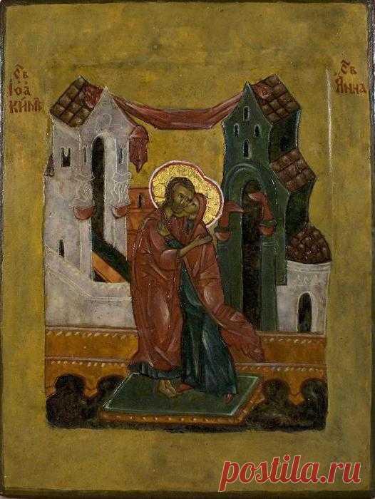Православная икона Анны и Иоакима: описание, история, молитва и интересные факты
