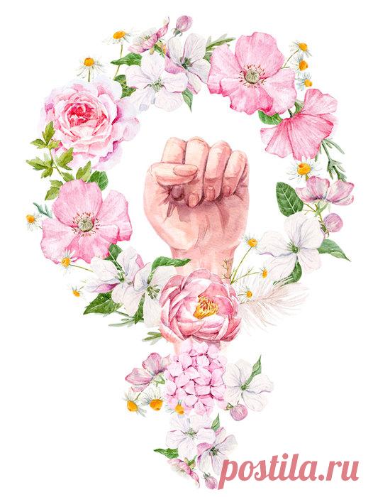 Обойдемся без нежности: что пожелать женщинам на 8 Марта