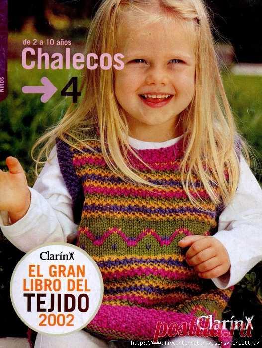 Clarin Tejido 2002-04