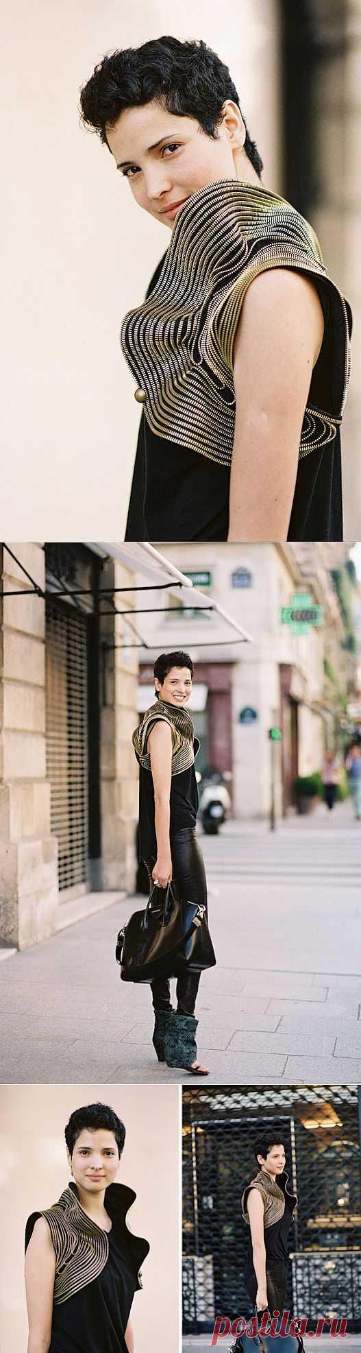 Молниеносно! / Блузки / Модный сайт о стильной переделке одежды и интерьера