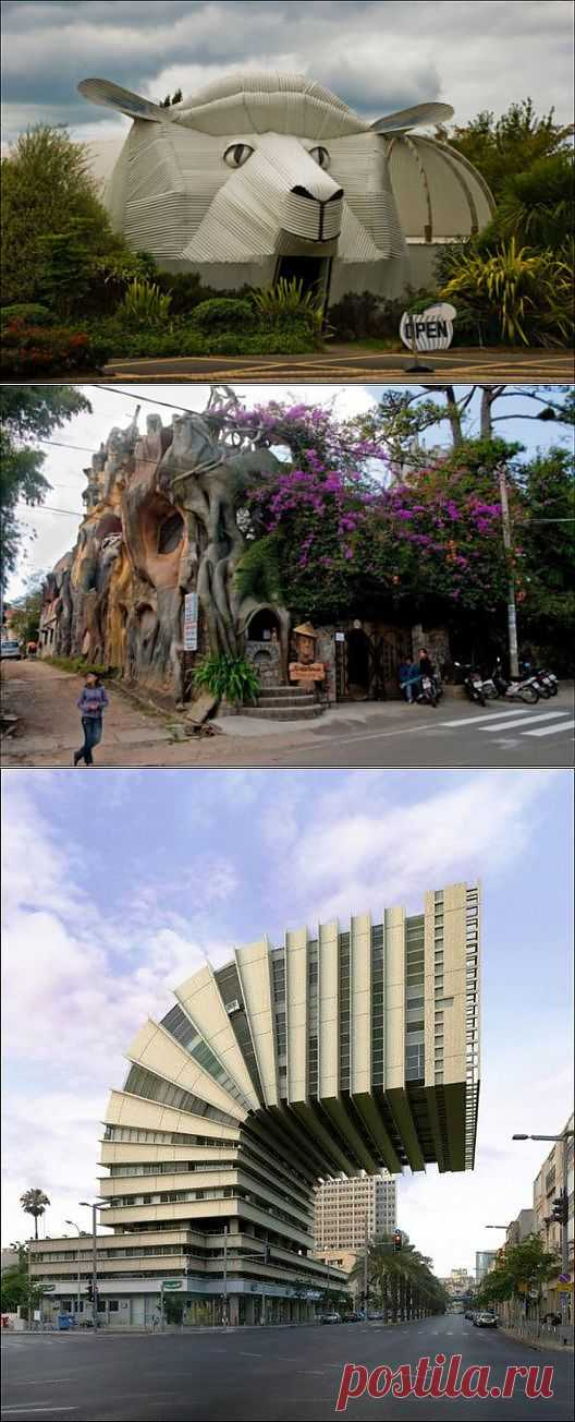 Unconventional Houses from around the World (25 Photos) | FunCage