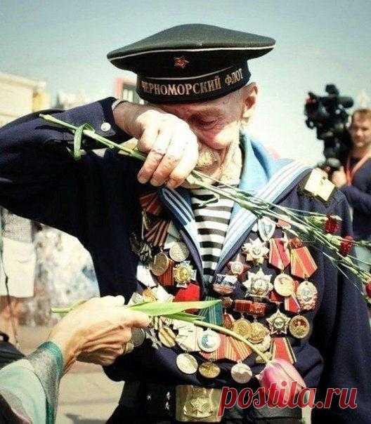У каждого поколения свое счастье,заработанное кровью,потом,трудом старших поколении.