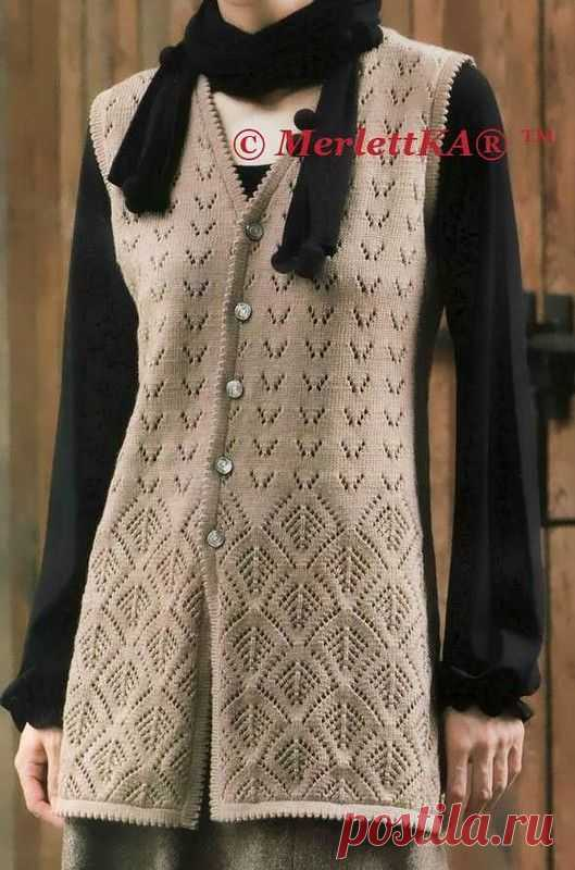 Three extended vests and tunic spokes