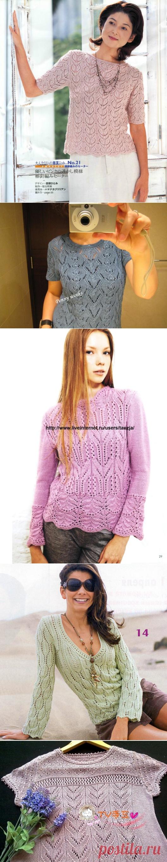Джемпера,пуловеры,кофточки.