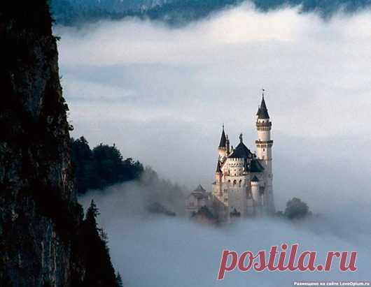 Пожалуй, самый сказочный замок в мире: знакомство с Нойшванштайном