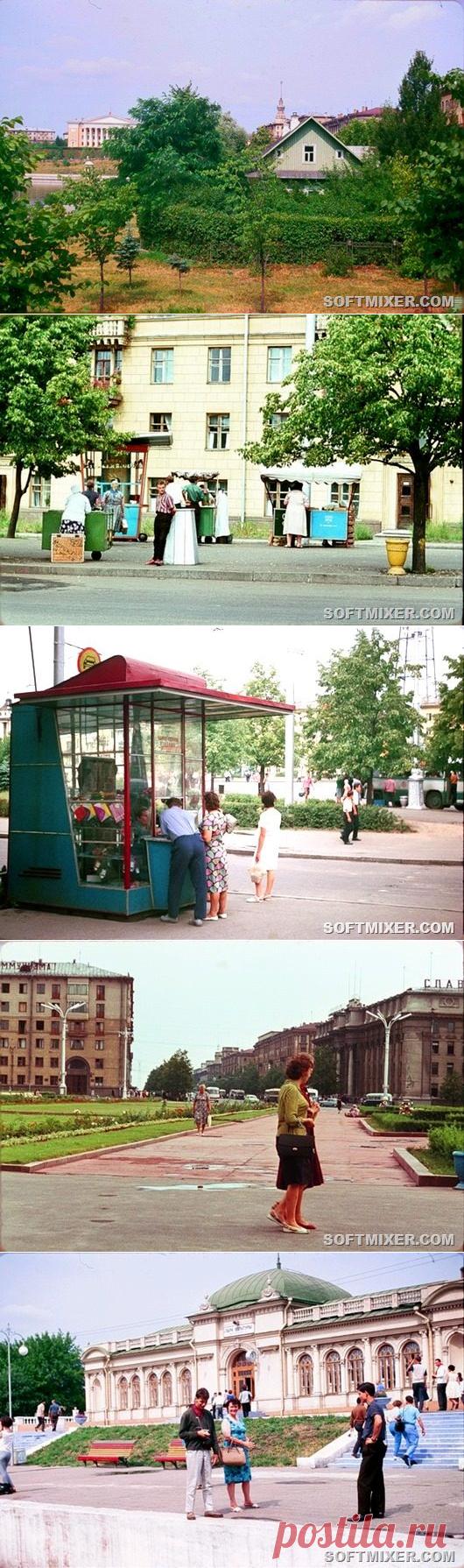 Белоруссия 1964 года / Назад в СССР / Back in USSR