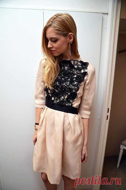 Платье с лентами / Платья Diy / Модный сайт о стильной переделке одежды и интерьера