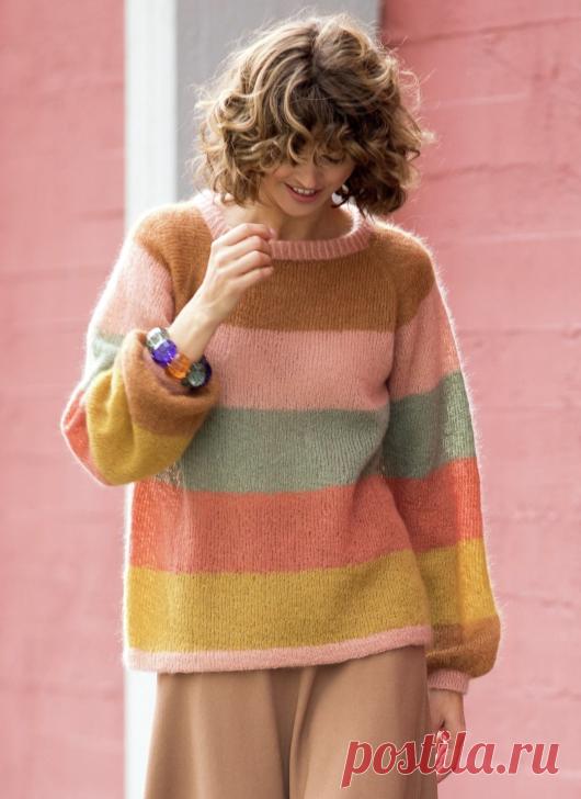 Вязаный свитер Slush | ДОМОСЕДКА