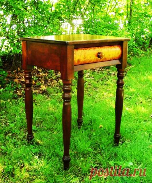 How to restore old furniture in house conditions, councils — Restoration of furniture the hands