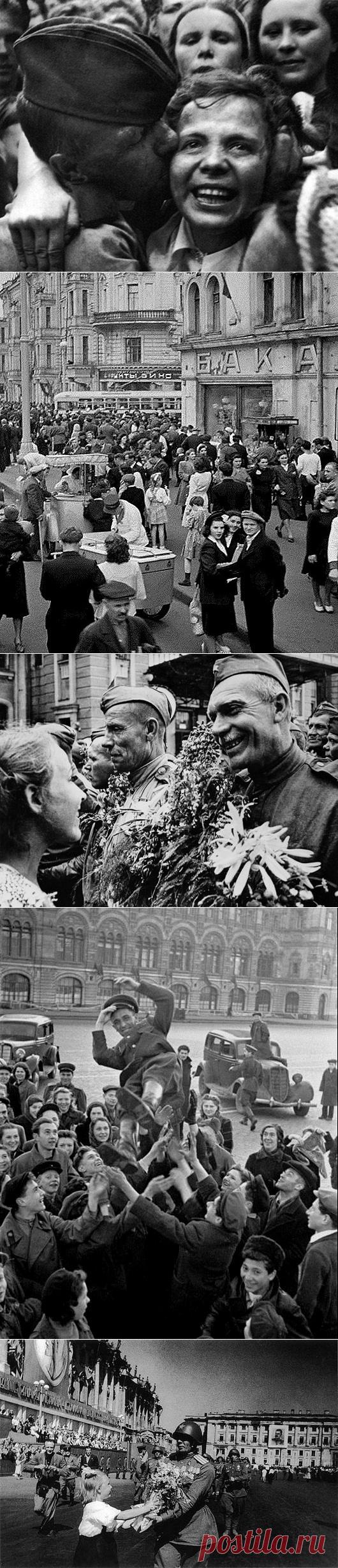 Тот самый День Победы: 9 мая 1945 года! / Назад в СССР / Back in USSR