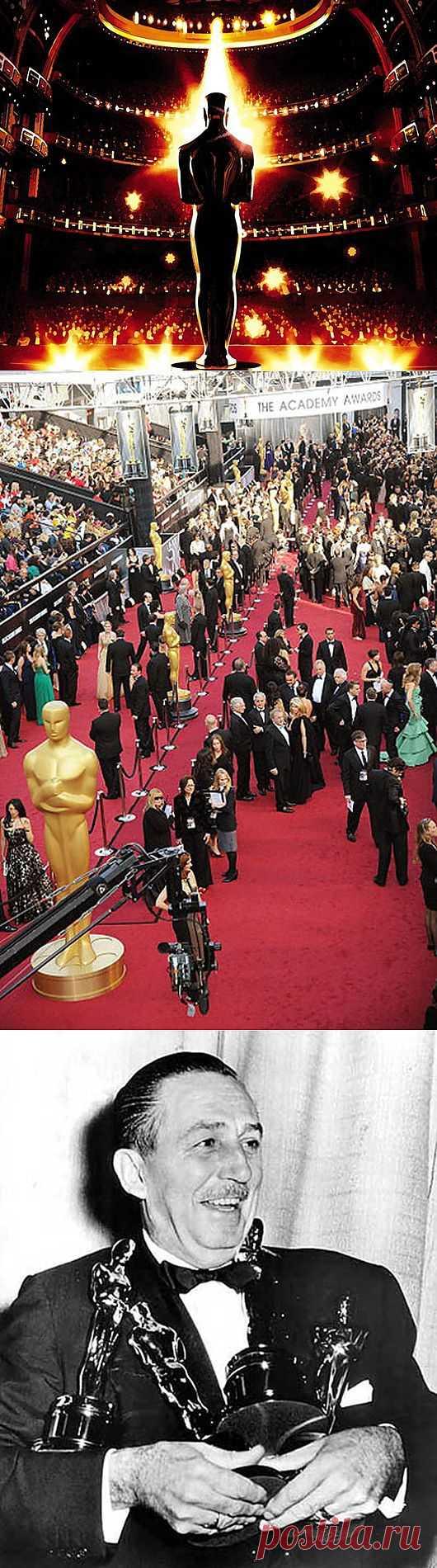 «Оскар»: Любопытные факты о кинопремии | SOFTMIXER