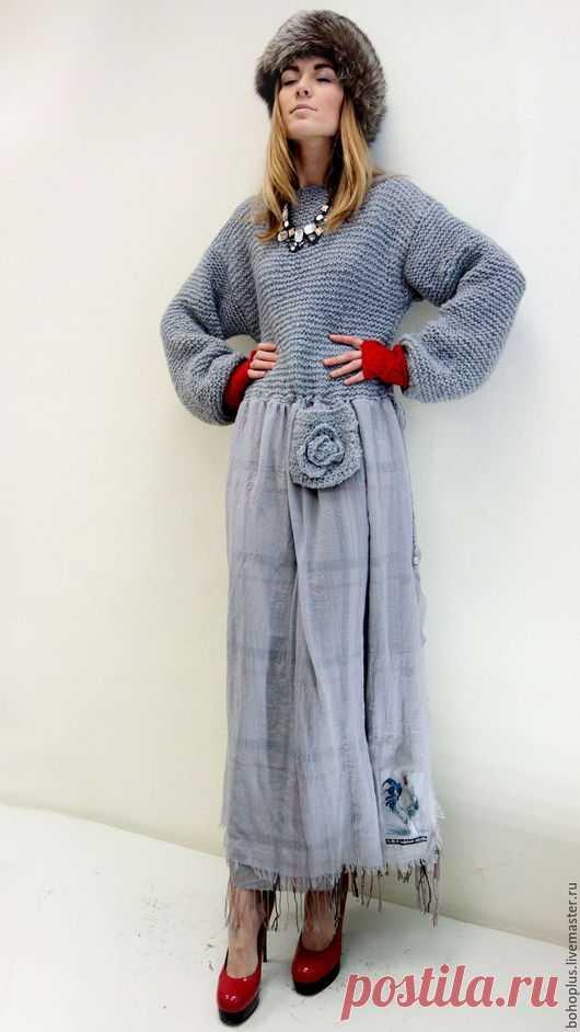 477f11563b49 Платья ручной работы. Ярмарка Мастеров - ручная работа. Купить Платье в  стиле бохо
