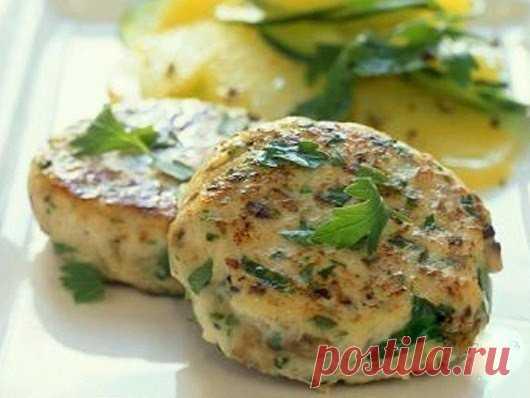 🍃  5 рецептов ПП-котлеток, которые с одинаковой пользой можно кушать как утром, так и вечером / Шустрый повар