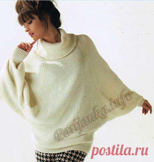 Пуловер (ж) 17*15 Cheval Blanc №3084
