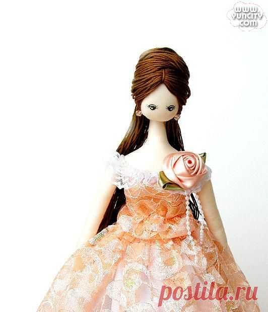 Японские, корейские тряпичные куклы: идеи и выкройки - Мирт Белый — ЖЖ