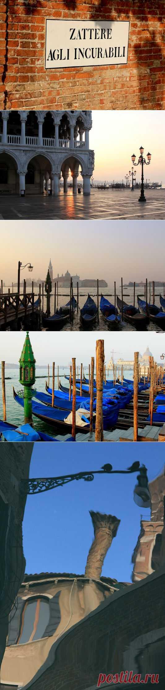 Венеция, остров неисцелимых....