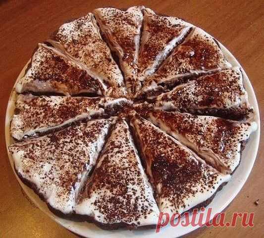 Как приготовить лёгкий торт тает во рту - рецепт, ингредиенты и фотографии