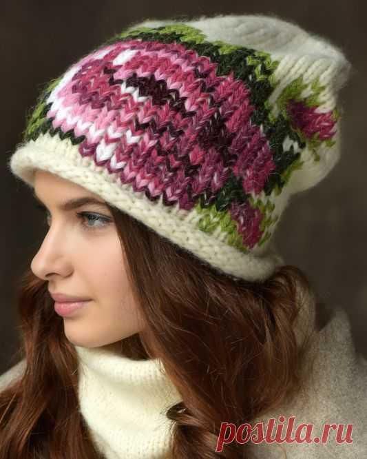 5c6af7ffe6a0 ШАПКА 'ПРОВАНС' Dan&Dani для женщин | Купить женскую шапку в ...