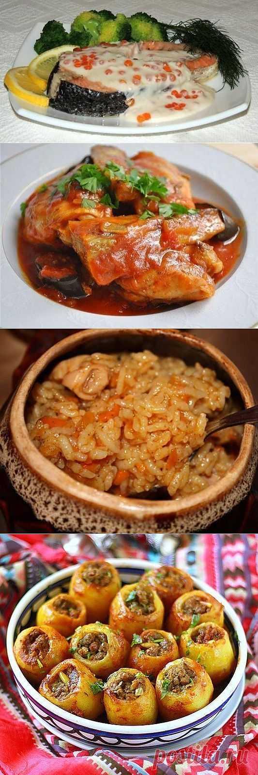 Вторые блюда | Рецепты вкусных и полезных блюд! 3dorov.ru