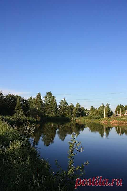 Владимир — «тихий гладкий водоём» на Яндекс.Фотках