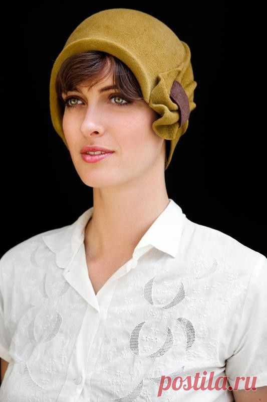 головные уборы 2012 для солидных женщин