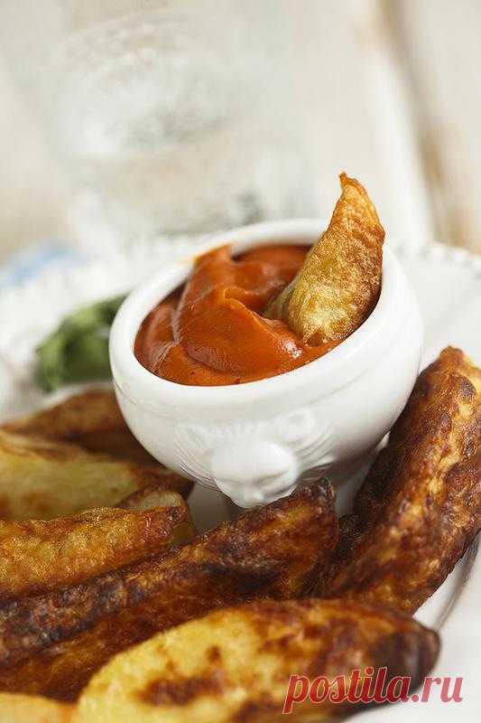 Блиц-рецепт супер соуса к картофелю и не только.