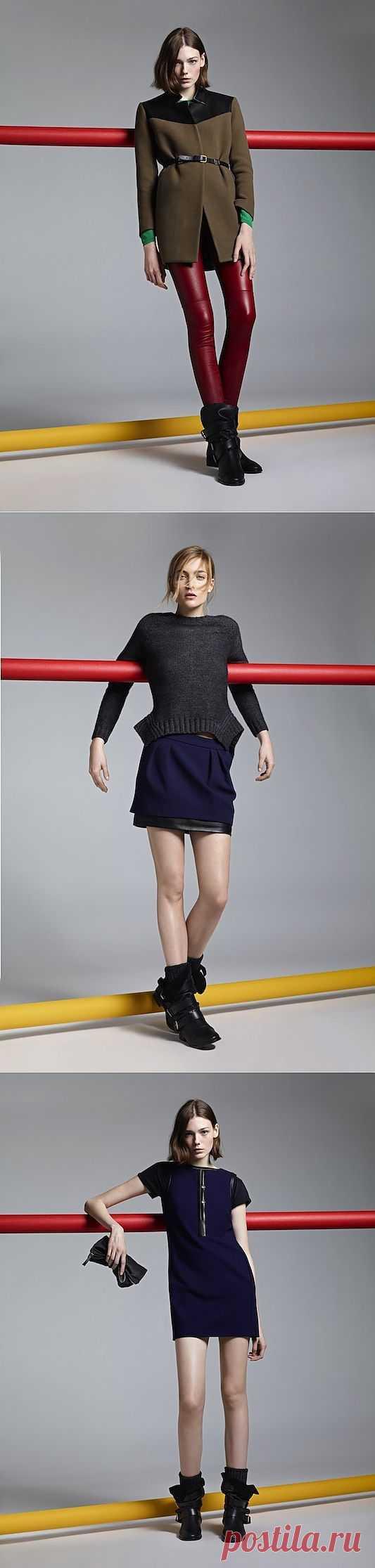 Лукбук MAJE / Лукбуки / Модный сайт о стильной переделке одежды и интерьера