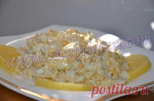 Королевский салат | Рецепты Мари
