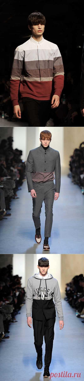 Рубашечный градиент / Детали / Модный сайт о стильной переделке одежды и интерьера