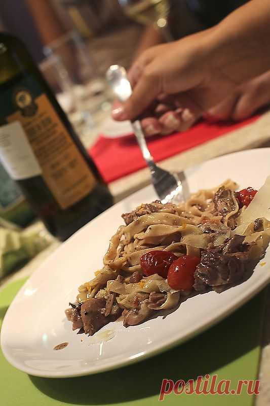 Home is in the kitchen - Viva Italia или немного о вкусе Доломитовых гор.