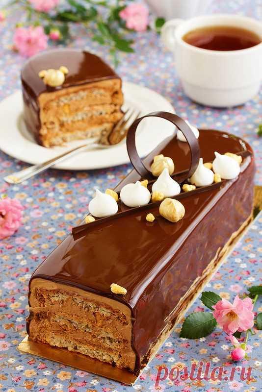 Торт Киевский от Николя Пьеро