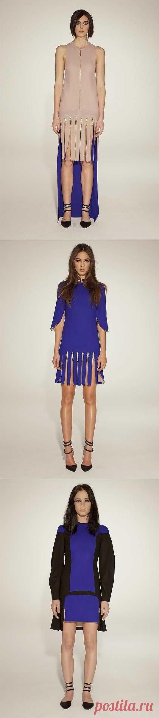 Разрезы на молниях / Детали / Модный сайт о стильной переделке одежды и интерьера
