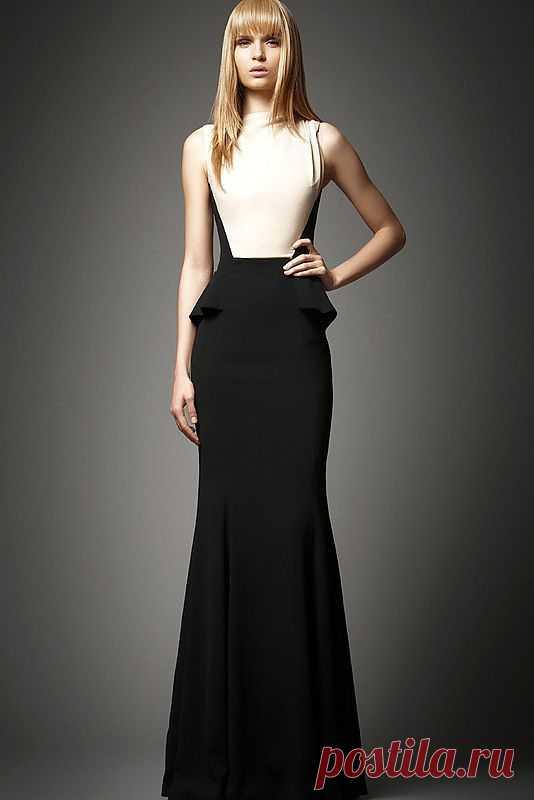 Elie Saab pre-fall 2012 (трафик) / Лукбуки / Модный сайт о стильной переделке одежды и интерьера