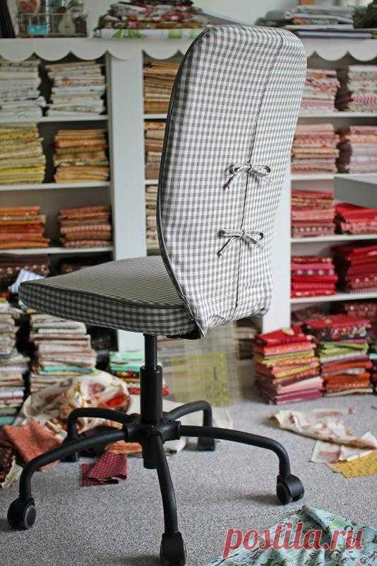 Рабочее кресло с душой