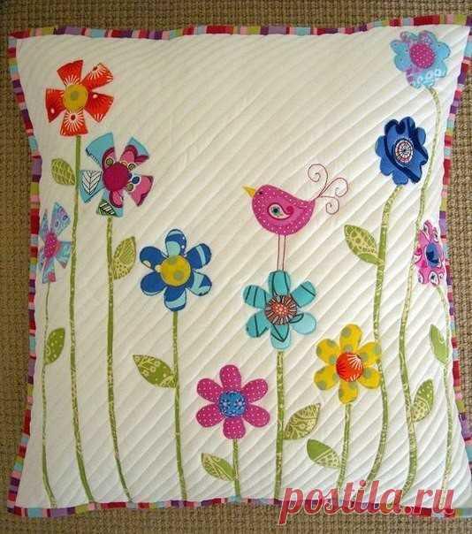 Декоративные подушки: полет фантазии безграничен