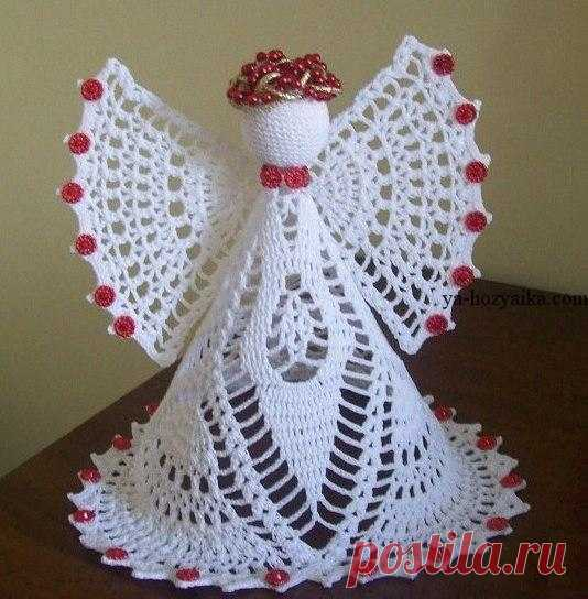 Рождественский ангел крючком схемы. Схемы ажурных ангелов крючком Рождественский ангел крючком схемы. Схемы ажурных ангелов крючком