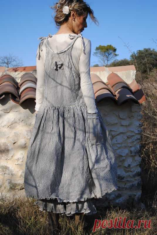 Bokho sundresses, or idea for your bokho of a dress. Part 1 – the Fair of Masters
